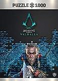 Assassin'S Creed Valhalla Eivor - Puzzle 1000 Piezas 68cm x 48cm | Incluye póster y Bolsa | Videojuego | Puzzle para Adultos y Adolescentes