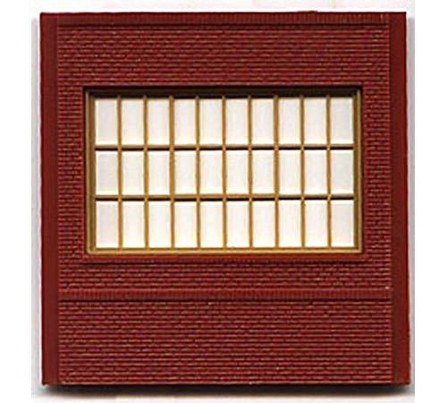 Woodland Scenics HO DPM Dock Level Steel Sash Window (4)