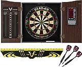 Viper Vault Deluxe Dartboard Cabinet...