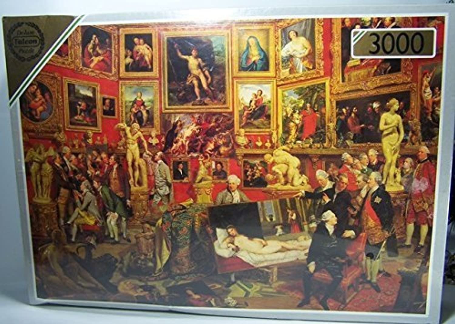 The Tribuna of the Uffizi By Zoffany, Majestic Deluxe Jigsaw Puzzle, 3000 Pieces by Falcon Games Limited