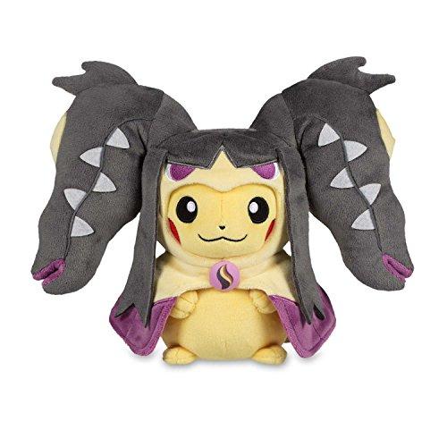 Pikachu with Mega Mawile Hoodie Poké Plush (Standard) - SIZE TBD '
