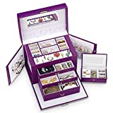 Best Kendal Jewelry Boxes - Kendal Leather Jewelry Box CASE Storage Organizer Review