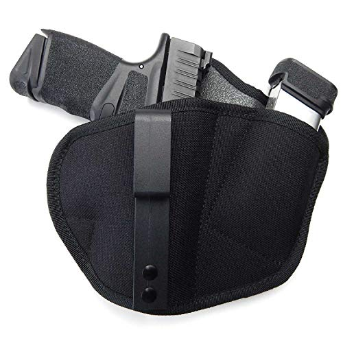 Active Pro Gear IWB Tuckable Appendix Concealed Carry Gun Holster   Concealed Carry for GLOCKS, S&W, Ruger, SIG (KAHR: PM9, CM9 w/Crimson Trace)