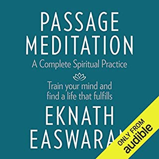 Passage Meditation - A Complete Spiritual Practice audiobook cover art