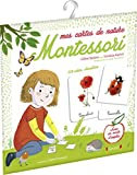 Mes cartes de nature Montessori : 108 cartes classifiées, avec un mode d'emploi
