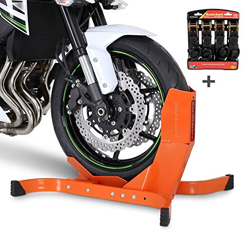 Motorradwippe OG mit Spanngurten für BMW R 100 R/RS