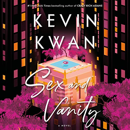 Sex and Vanity audiobook cover art