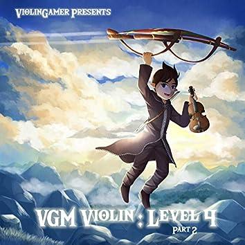 VGM Violin: Level 4, Pt. 2