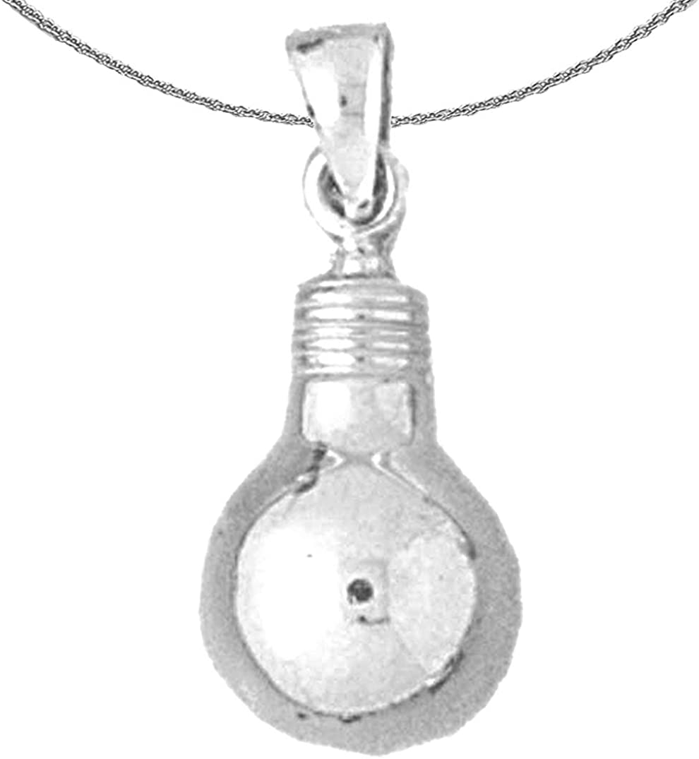 Overseas parallel import regular item Jewels Obsession Gold Light White Ranking TOP4 Necklace 14K Bulb