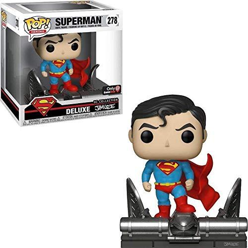 Funko Figura Pop Superman en una gargola (Exclusivo)  - Superman
