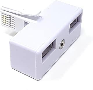 Valueline TEL-0007/R/épartiteur t/él/éphonique