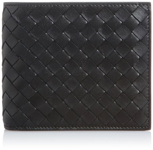 Bottega Veneta Two Fold Wallet (With Coin Purse) 193642 V4651 1000