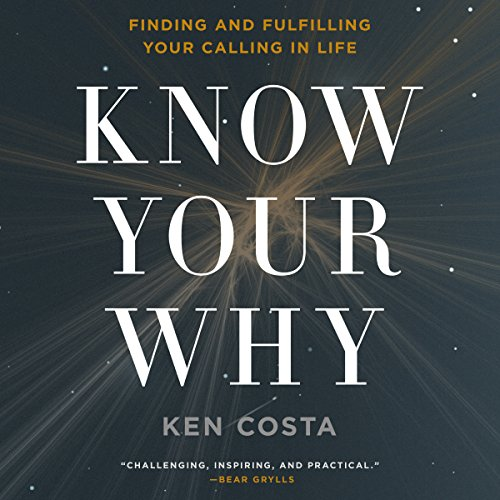 Know Your Why audiobook cover art