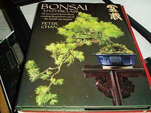Bonsai Masterclass Hardcover May, 1988