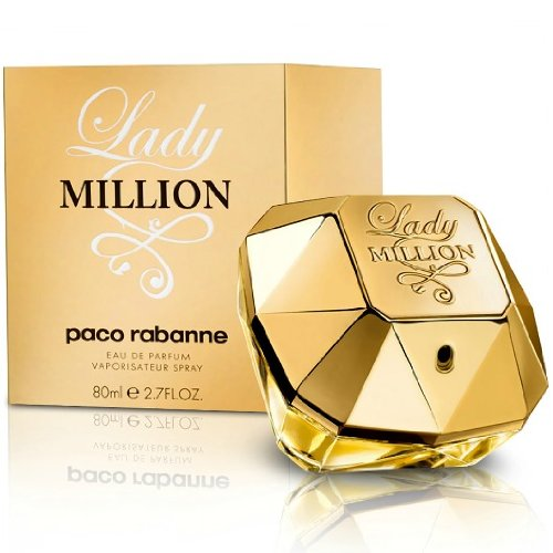 Paco Rabanne Lady Million edp vapo 80ml