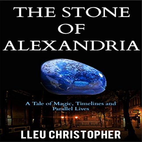 The Stone of Alexandria audiobook cover art