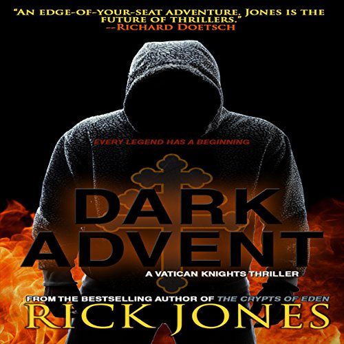 Dark Advent audiobook cover art