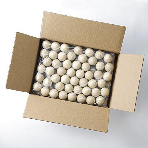 100 ECOBIOBALL, umweltfreundlicher Golfball für Meeresumgebungen.