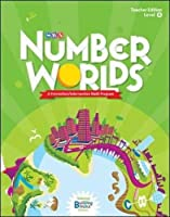 Number Worlds Level A, Teacher Edition (NUMBER WORLDS 2007 & 2008)