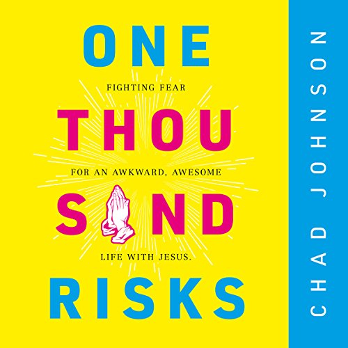 One Thousand Risks audiobook cover art