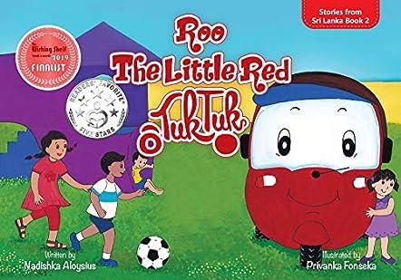 Roo The Little Red Tuk Tuk