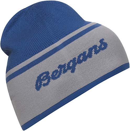 Bergans Seamless Beanie Strong Blue/alu 2020 Kopfbedeckung