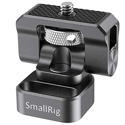 SMALLRIG BSE2294 - Soporte Universal para monitores de Campo, Giro de 360° e inclinación de 150°