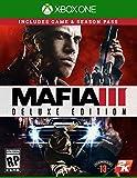 Mafia 3 - DELUXE EDITION (Box UK/Game Multi) : Xbox One , ML