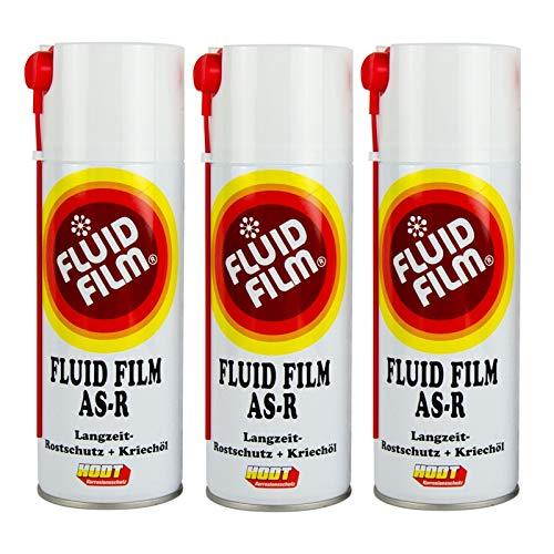3 x Fluid Film AS-R 400 ml
