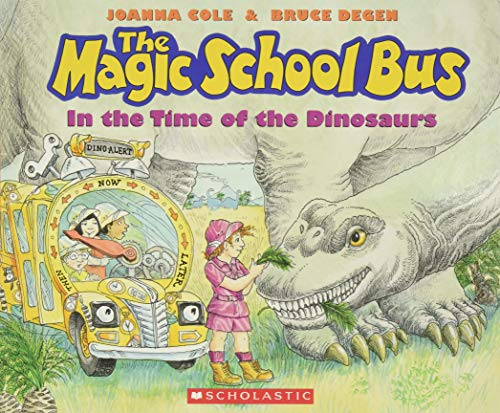 The Magic School Bus in the Time of the Dinosaurs (The Magic Schoolbus)の詳細を見る