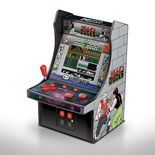 dreamGEAR My Arcade Bad Dudes Micro Player