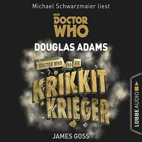 Doctor Who und die Krikkit-Krieger cover art