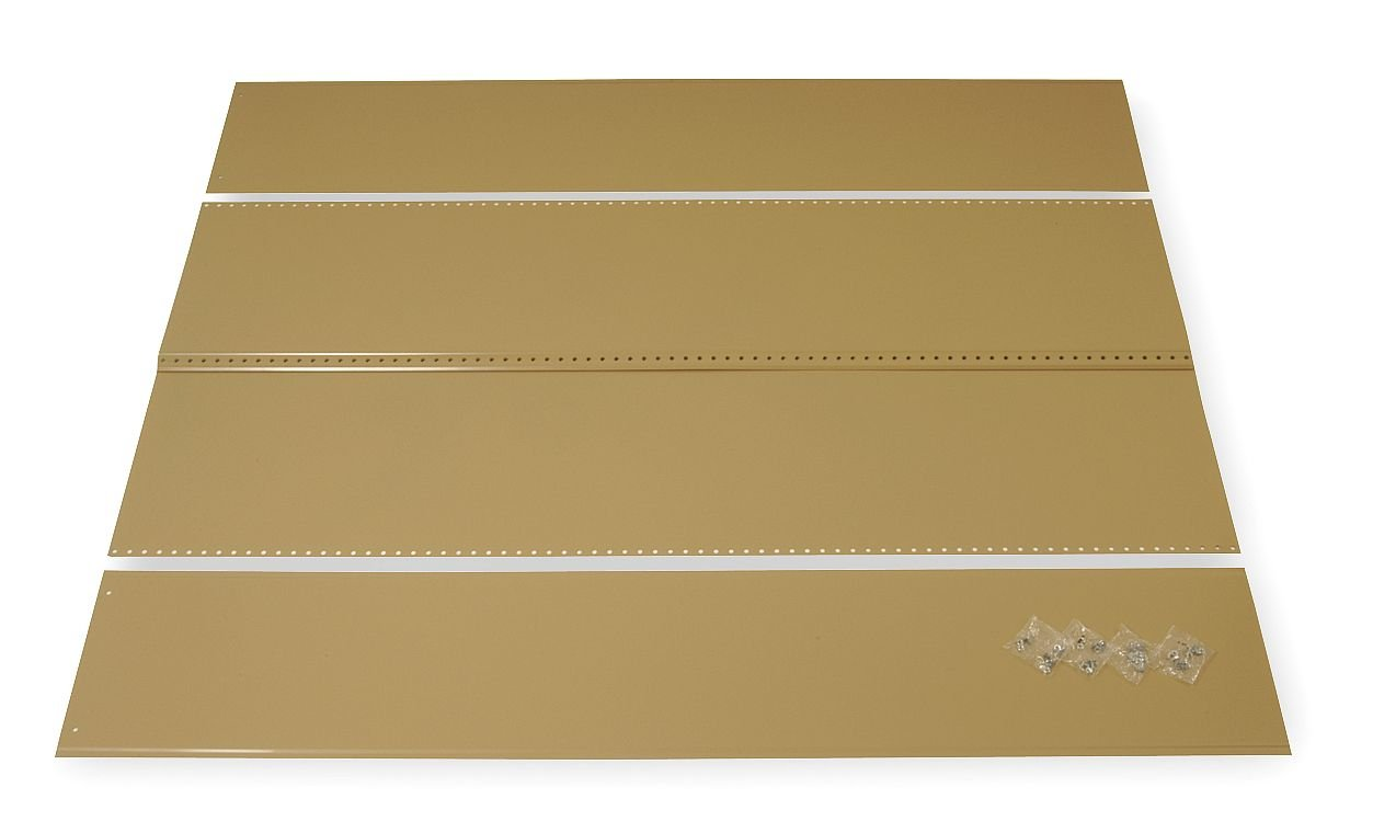 Panel Kit Tan 36 In. 12 Beauty products Sale item H D 75 W