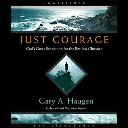 Just Courage  Audiolibri