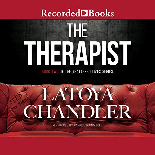 The Therapist audiobook cover art