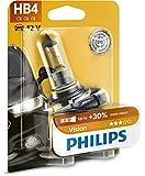 Philips 9006PRB1 Premium - Bombilla HB4 para faros...
