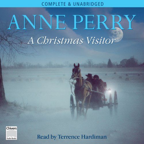 A Christmas Visitor                   By:                                                                                                                                 Anne Perry                               Narrated by:                                                                                                                                 Terrence Hardiman                      Length: 3 hrs and 57 mins     1 rating     Overall 4.0