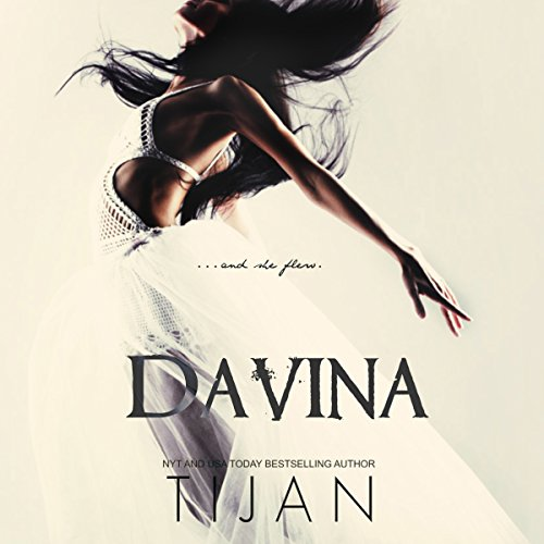 Davina audiobook cover art