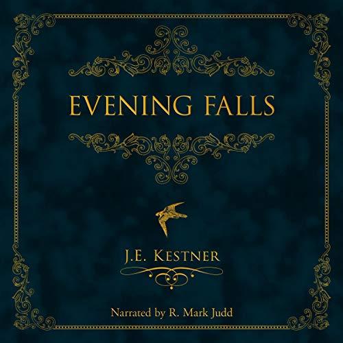 Evening Falls audiobook cover art