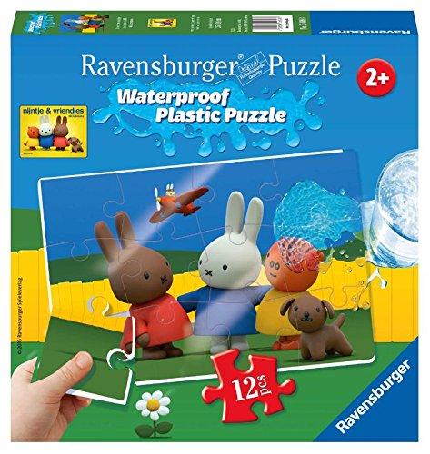 nijntje plastic puzzel