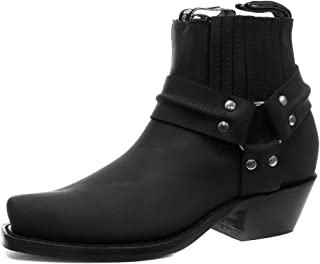 Best cowboy biker boots uk Reviews