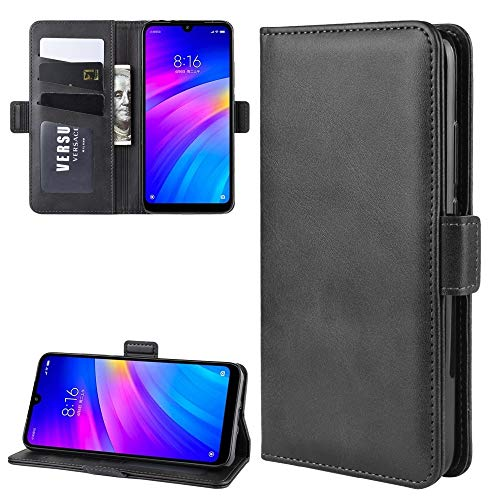 XINGCHEN Tablet PC Shell Shockproof Two-Color Silicone Protection Case with Holder for Galaxy Tab A 10.1 (2019) / T510(Black) Case Cover (Color : Dark Blue+Green)