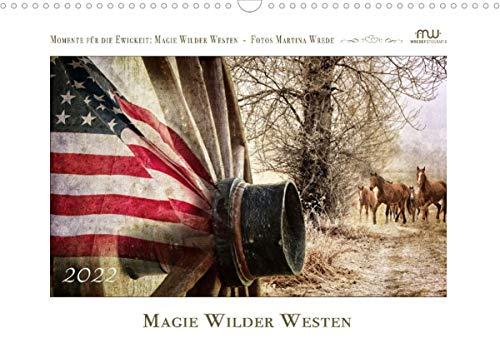 El salvaje oeste mágico