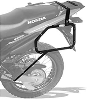 Suporte Baú Lateral Honda Bros160 2015+ Spto197 Scam