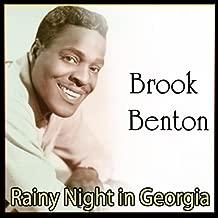Best brook benton rainy night in georgia Reviews