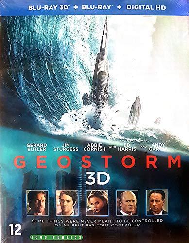 DVD - Geostorm (3D) (2 DVD)