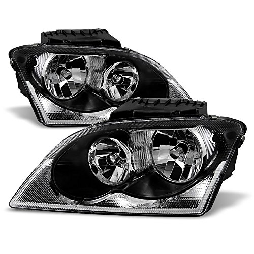 chrysler pacifica headlights - 7