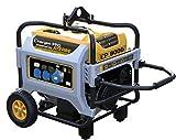 Ayerbe ENER-GEN PRO 6600 Generador, 5000W
