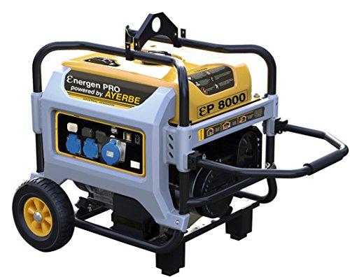 Ayerbe ENER-GEN PRO 3500 Generador, 3000W