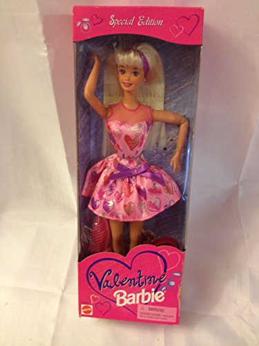 Barbie 1997 Valentine